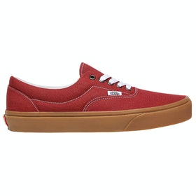 Vans Era Gum Trainers - Rosewood True White