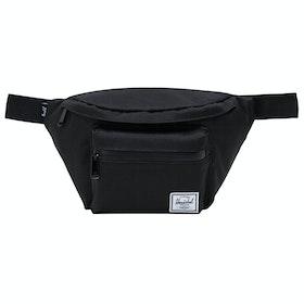 Herschel Seventeen Bum Bag - Black/black