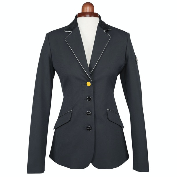 Shires Aubrion Maids Delta Girls Comp Jacket