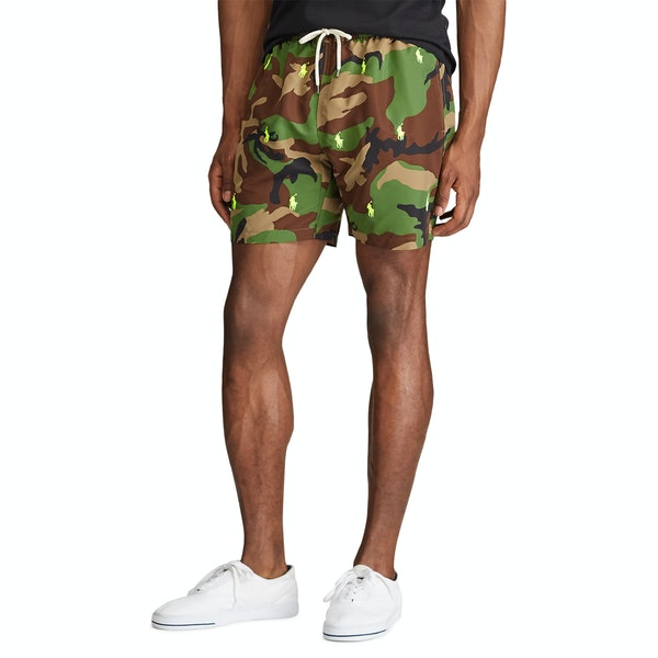 Shorts de natación Polo Ralph Lauren Traveler 1