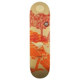 Planche de Skateboard Magenta Ben Gore Leap 8 inch - Multi