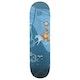 "Magenta Leo Valls Leap 8.25"" Skateboard Deck"