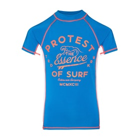 Protest Koen Jr Rash Vest - Medium Blue