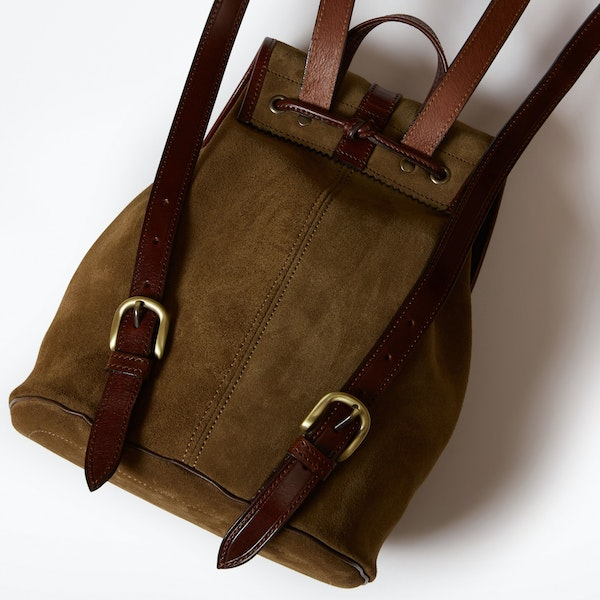 Penelope Chilvers Tambor Suede Women's Backpack