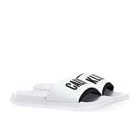 Sliders Calvin Klein Classic - Pvh Classic White