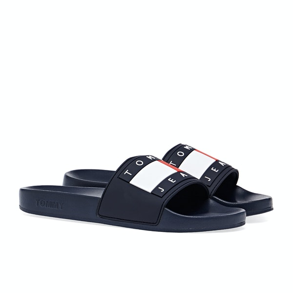 Tommy Jeans Flag Pool Sliders