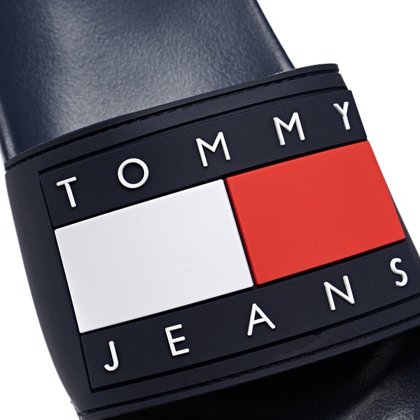 Sandálias Tommy Jeans Flag Pool