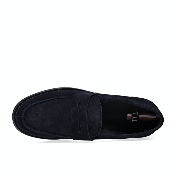 Dress Shoes Tommy Hilfiger Classic Suede Loafer