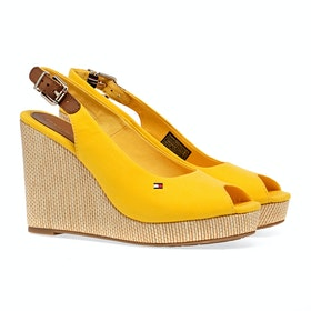 Tommy Hilfiger Iconic Elena Sling Women's Sandals - Sunny