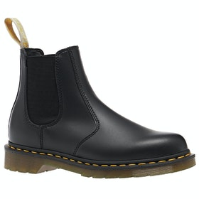 Сапоги Dr Martens Vegan 2976 Felix Rub Off Chelsea - Black