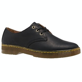 Dr Martens Coronado Dress Shoes - Black Wyoming