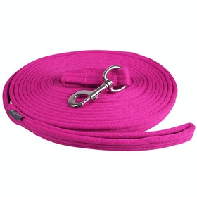QHP In Bag Lunge Line - Fuchsia