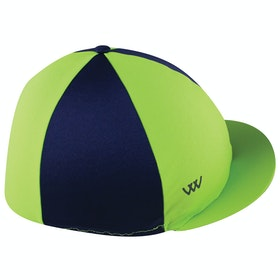 Woof Wear Convertible Hat Cover - Lime Navy