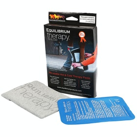 Equilibrium Therapy Hot or Cold Gel Packs - Clear