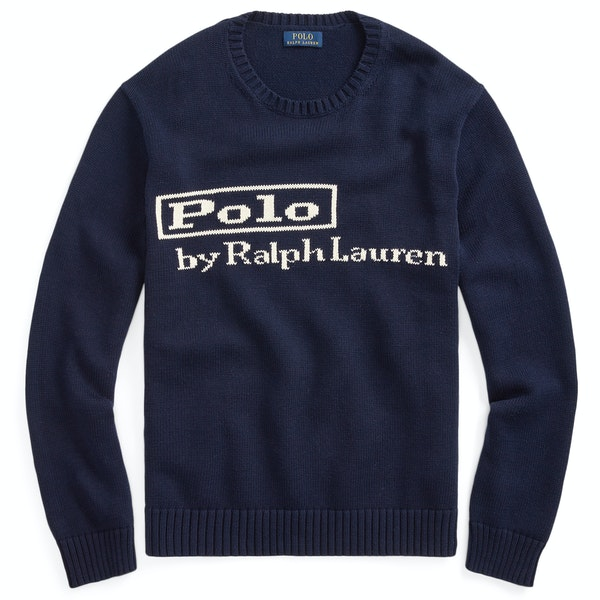 Polo Ralph Lauren Original Logo Sweater