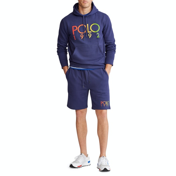 Polo Ralph Lauren Logo Fleece Pullover Hoody