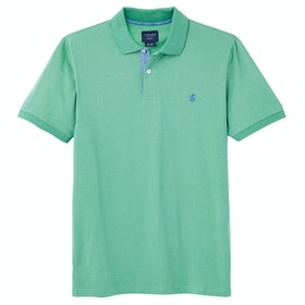 Joules Jersey Polo Shirt - Green