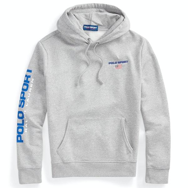 Polo Ralph Lauren Polo Sport Fleece Pullover hettegenser