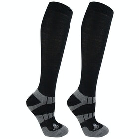 Woof Wear 2 Pack Winter Socks - Black
