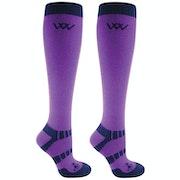 Riding Socks Woof Wear 2 Pack Winter