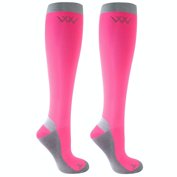 Woof Wear 2 Pack Competition Riding Socks
