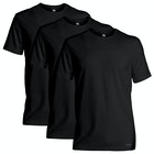Ted Baker 3 Pack Heren T-Shirt Korte Mouwen