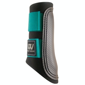 Woof Wear Club Colour Fusion Brushing Boot - Black Ocean