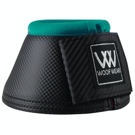 Woof Wear Pro Colour Fusion Over Reach Boots - Black Ocean