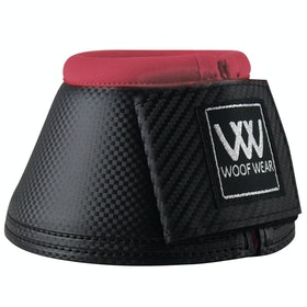 Woof Wear Pro Colour Fusion Over Reach Boots - Black Shiraz
