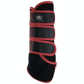 Bande de travail Woof Wear Training Colour Fusion - Black Shiraz