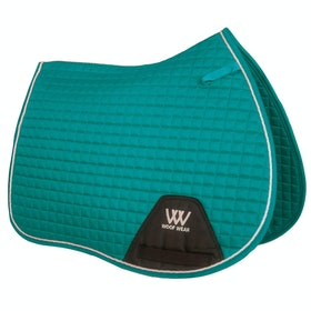 Woof Wear GP Colour Fusion Saddlepads - Ocean