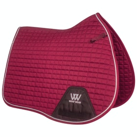 Woof Wear GP Colour Fusion Sattelpad - Shiraz