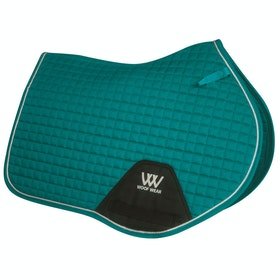 Woof Wear Close Contact Colour Fusion Saddlepads - Ocean