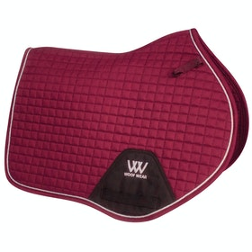 Woof Wear Close Contact Colour Fusion Saddlepads - Shiraz