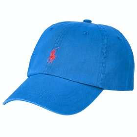 Cappello Polo Ralph Lauren Classic Sport - Colby Blue