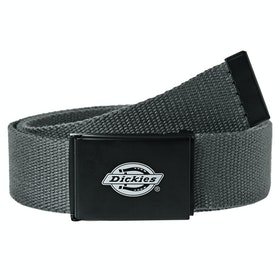 Dickies Orcutt Webbing Web Belt - Charcoal Grey