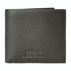 Portafoglio Polo Ralph Lauren Bifold - Olive