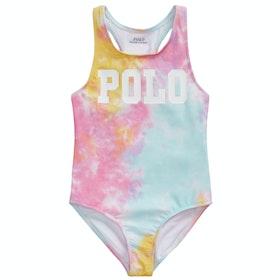 Polo Ralph Lauren Tie Dye Girl's Swimsuit - Tie Dye