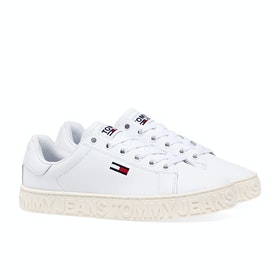 Tommy Jeans Cool Women's Shoes - Classic White