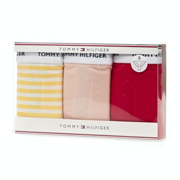 Tommy Hilfiger 3 Pack Bikini Print Women's Brief