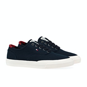 Tommy Hilfiger Core Oxford Twill Shoes - Desert Sky