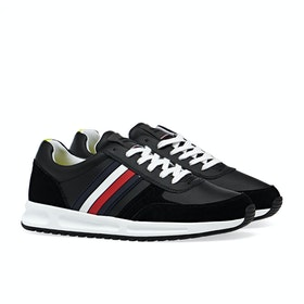 Scarpe Tommy Hilfiger Modern Corporate Leather - Black