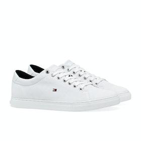 Tommy Hilfiger Seasonal Textile Shoes - White