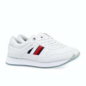 Scarpe Donna Tommy Hilfiger Corporate Active City - White