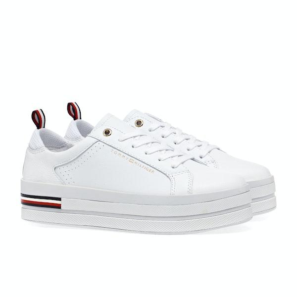 Tommy Hilfiger Modern Flatform Women's Shoes