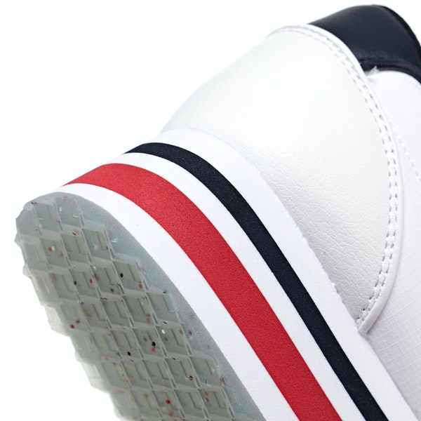 Tommy Hilfiger Piped Flatform Women's Shoes