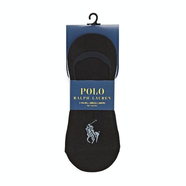 Polo Ralph Lauren Cotton 3 Pack Socks