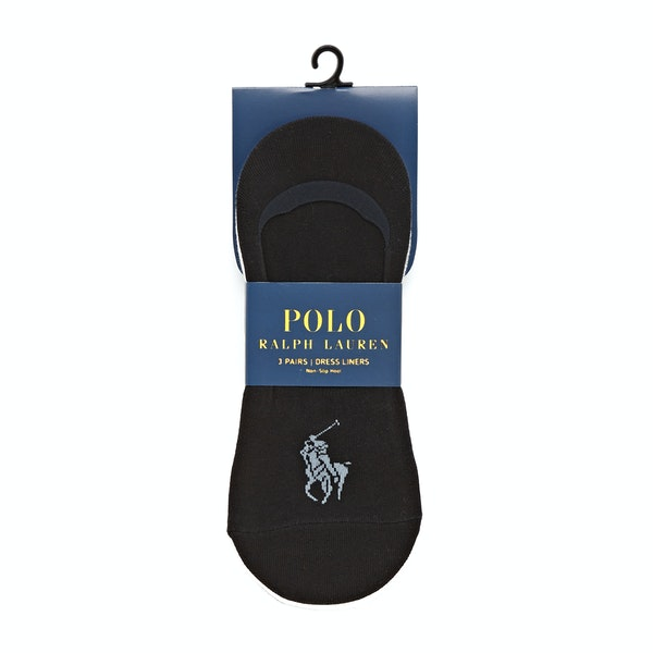 Polo Ralph Lauren Cotton 3 Pack ソックス