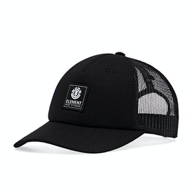 Element Icon Mesh Boys Cap - All Black