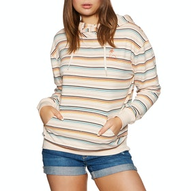 Billabong Beach Day Hood Womens Pullover Hoody - Multi